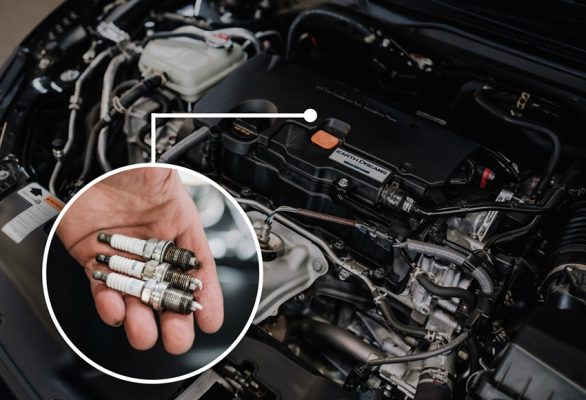 Cách nhận biết bugi ô tô bị hỏng và giá thay mới