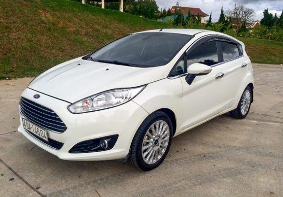 """Kinh nghiệm mua Ford Fiesta cũ giá rẻ """"siêu chuẩn"""""""