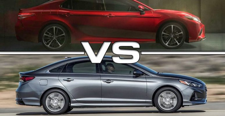 So sánh Kia Optima và Toyota Camry